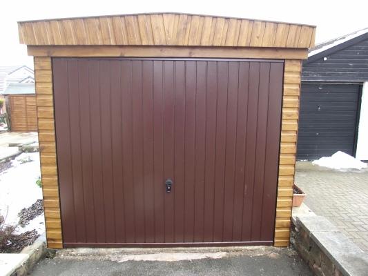 Garage Repairs In Wakefield
